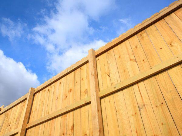 High Wood Fence
