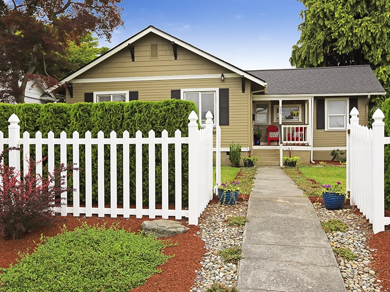 Considering Your Home's Needs When Choosing a Fence Material